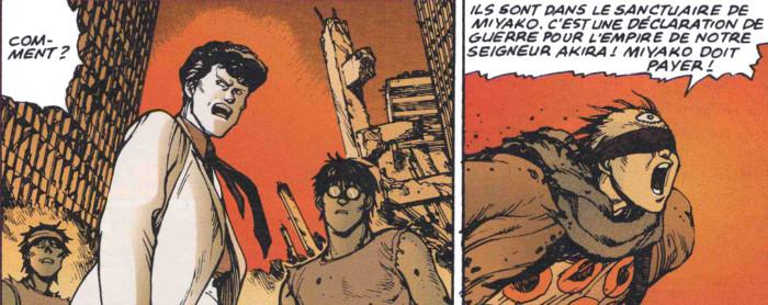 Les hommes d'Akira apprennent que Lady Miyako a accueilli Masaru