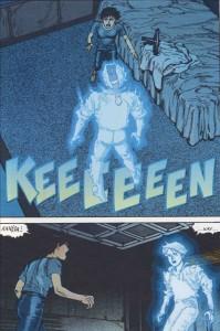Page 4 du tome 8 du manga en couleur Akira