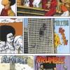 Page 4 du volume 9 du manga Akira en couleur