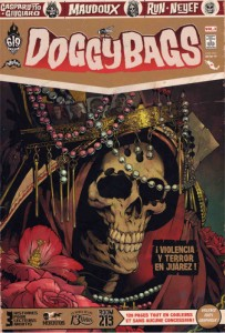 Couverture du tome 3 de Doggy Bags