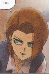 Référence à Dragon Ball : C17 dans le tome 1 de Freaks' Squeele : Rouge