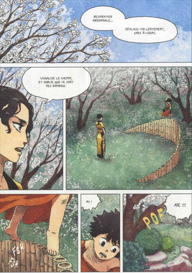 Page 4 du tome 1 de Freaks' Squeele : Rouge