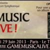 Header Otakia : game music is alive