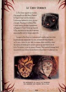 Page 108 du livre des Sith sur les soeurs de la nuit (Star Wars)