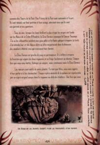 Page 109 du livre des Sith sur les soeurs de la nuit (Star Wars)