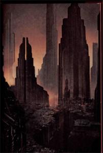 Page 147 du le livre des Sith sur la vision de l'Empire par Dark Sidious (Star Wars)