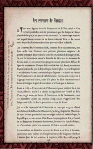Page 68 du livre des Sith sur la règle des 2 par Dark Bane (Star Wars)