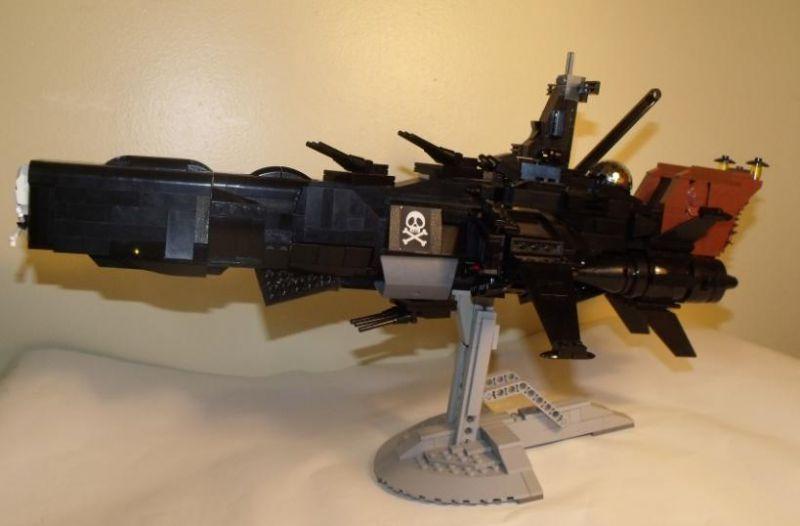 Arcadia - Lego - Atlantis d'Albator
