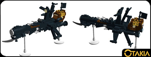 Arcadia Lego header
