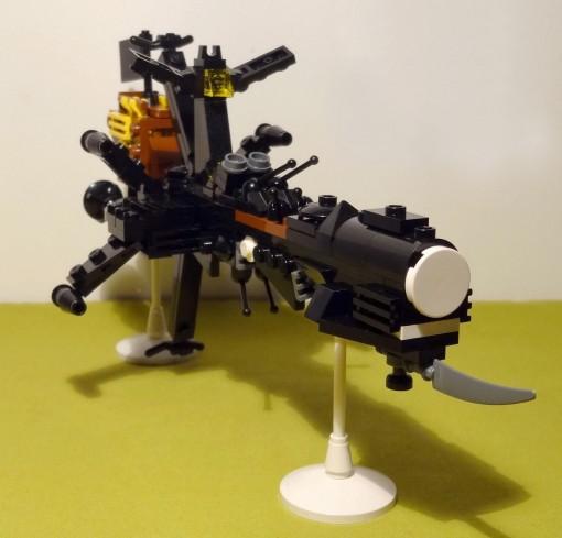 Altantis en Lego (Albator)