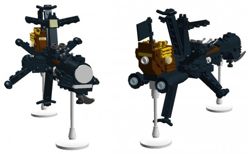 Arcadia Lego (Brick Garden)