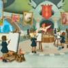 Kerubim prend des cours de peinture avec Vax