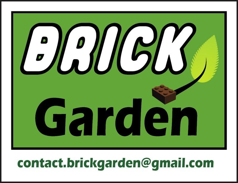LOGO Brick Garden