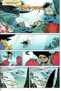 page 3 du tome 1 de Tangomango (Wakfu)