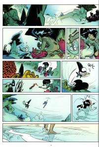 page 4 du tome 1 de Tangomango (Wakfu)