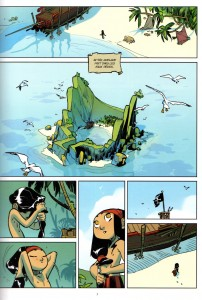 page 5 du tome 1 de Tangomango (Wakfu)