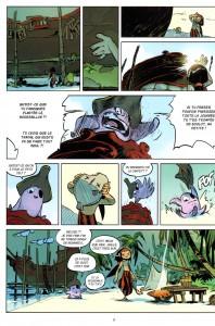 page 6 du tome 1 de Tangomango (Wakfu)