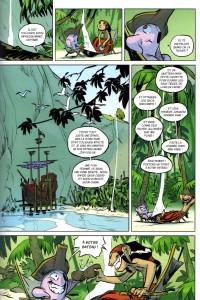 page 7 du tome 1 de Tangomango (Wakfu)