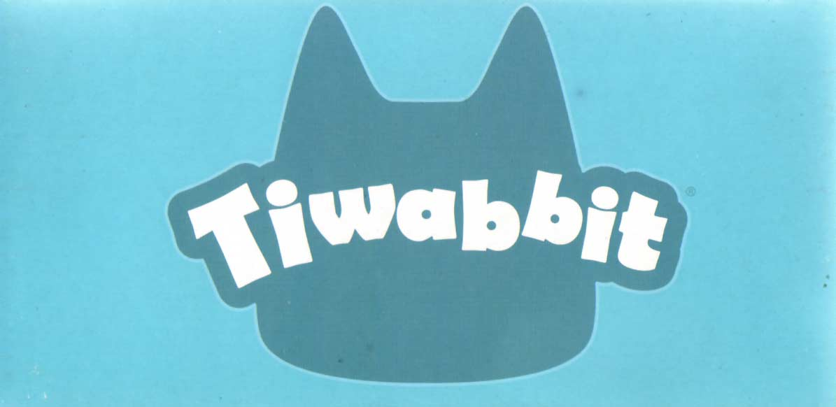 Dessus du packaging de la figurine Tiwabbit (Dofus)