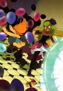 Yugo et sa bande doivent fuire