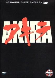 Couverture de l'édition Spéciale 2 DVD d'Akira