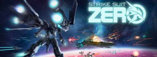 Exposition sur Strike Suit Zero au dernier bar
