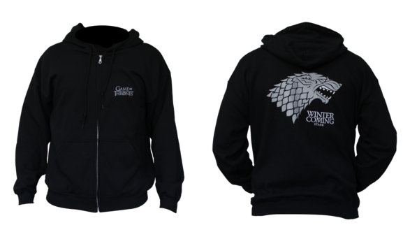 Sweat Game of Thrones Winter is coming