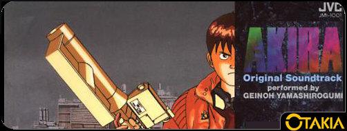 Header Otakia : Akira OST