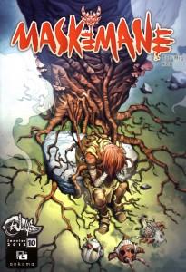 Maskemane N°10 (Comics)