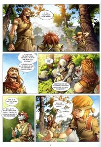 Page 2 du Comics Maskemane N°10