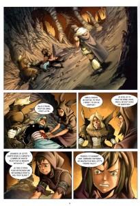 Page 4 du Comics Maskemane N°10
