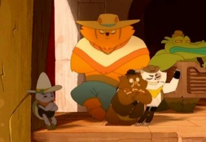 Kerubim cowboy