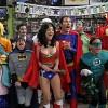 Big Bang Theory en super héros pour le réveillon
