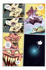 Page 4 du Tome 1 de Kerubim (Dofus)