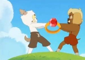 Kerubim et Indie se battent pour la bague