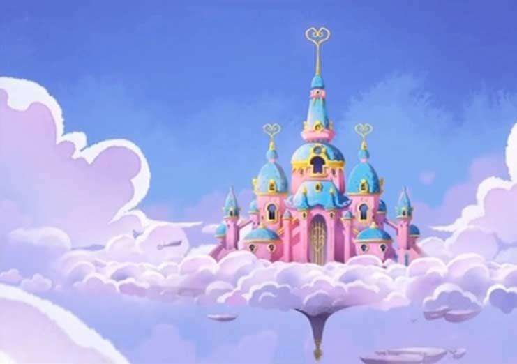 Le château de Gulivette (Dofus)