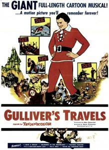 Voyage de Gulliver 1939