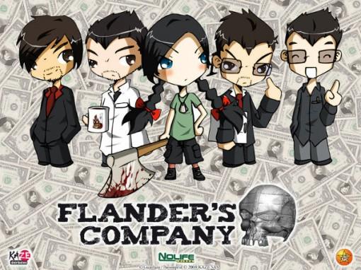 Image promo de la Flander's Company