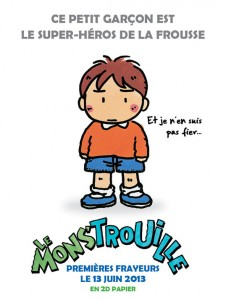 Teasing Mons'trouille, livre jeunesse nobi nobi !