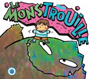 Couverture du livre jeunesse Mons'trouille de nobi nobi !