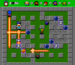 Bomberman (version 1993)