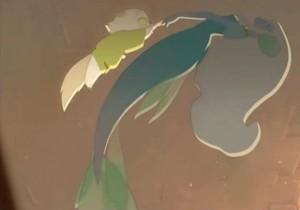 Océane la sirène (Kerubim)