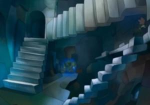 Labyrinthe du Minotoror (Kerubim - Dofus)