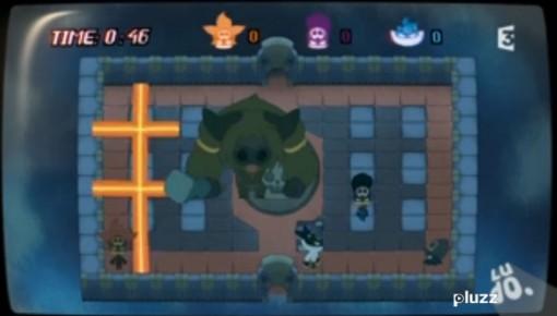 Kerubim se prend pour Bomberman