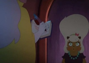 Lou ne croit pas Miss Kity
