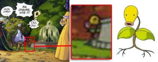 chetiflor tiré de Pokemon