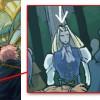Allen Schezar tiré de l'anime Vision d'Escaflowne