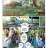 Page 1 du Tome 2 des Légendaires Origines