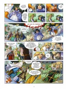 Page 2 du Tome 2 des Légendaires Origines