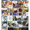 Page 3 du Tome 2 des Légendaires Origines